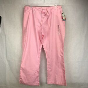 Peaches PPNK Modern Fit size 2XL Scrub Pants  #724
